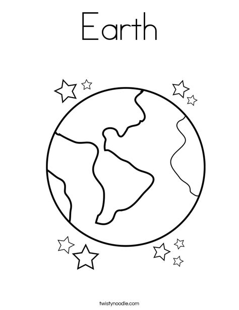 free printable coloring pages earth 2015