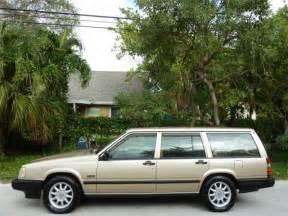 1993 volvo 940 turbo wagon warranty heated seats