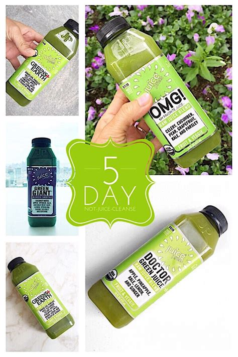 5 Day Detox Cleanse Juice by 5 Day Not Juice Cleanse The Chic
