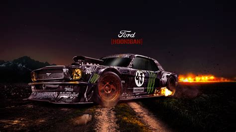 hoonigan mustang wallpaper hoonigan wallpapers 76 images