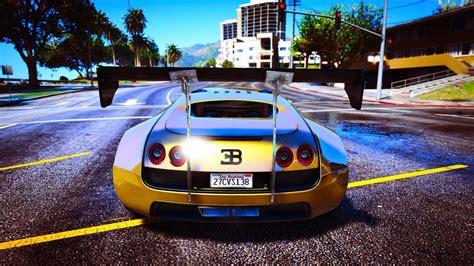 Bugatti Veyron Change by Bugatti Veyron Add On Replace Tuning Gta5 Mods