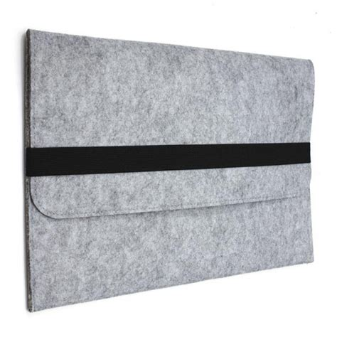 Felt Sleeve Cover For Macbook Highest Quality Berkualitas buy woolen felt envelope laptop sleeve bag cover for macbook pro bazaargadgets