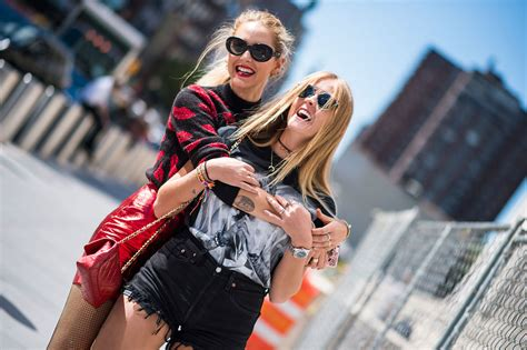 what is in style 2017 street style new york fashion week 40 stunning shots