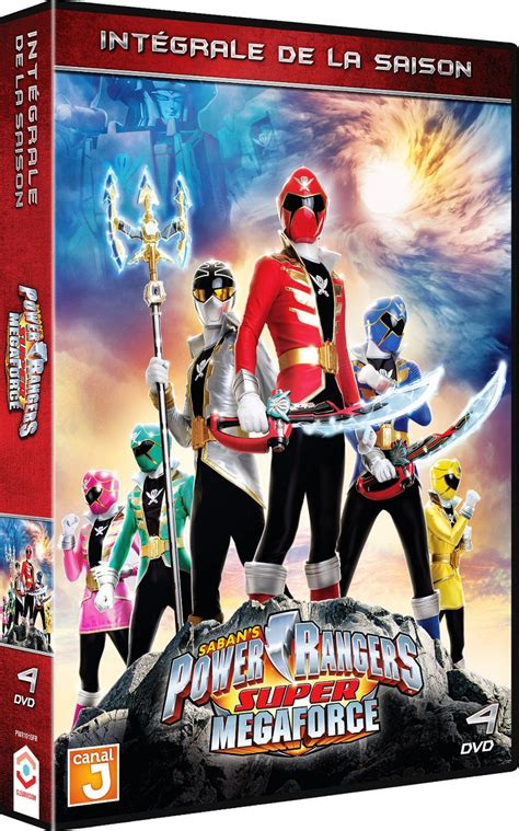Dvd Power Rangers Megaforce Subtitle Indonesia power rangers megaforce les accros aux s 233 ries