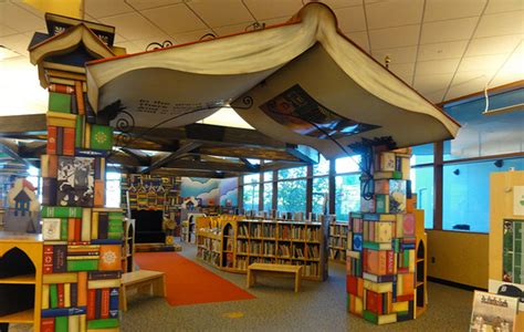 childrens section 11 of the strangest public libraries in the world next city