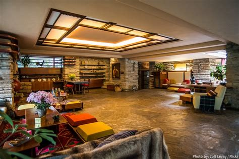fallingwater interior falling water house interior www imgkid com the image