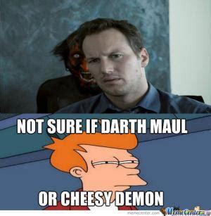 Demon Memes - insidious jokes kappit