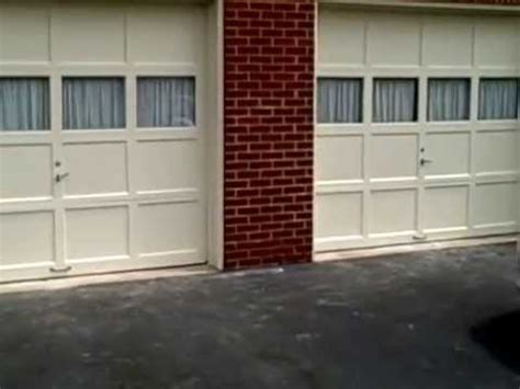 wood garage door panel replacement repair garage door panels don t replace them