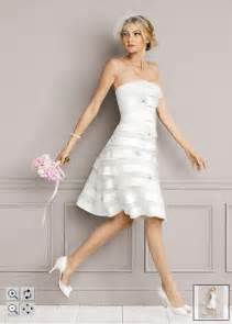 Bridal short dress featuring 3d floral appliques style es9895 wedding
