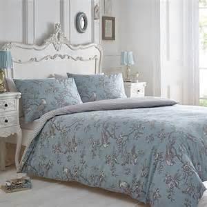 Bedding Sets Debenhams Home Collection Blue And Grey Curious Bird Bedding Set