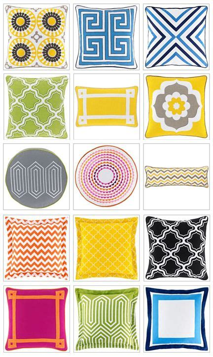 jcpenney almohadas jonathan adler happy chic pillows jcpenney home