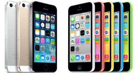 iphone 5s sles iphone 5s ou iphone 5c quel joujou pour nos gastons