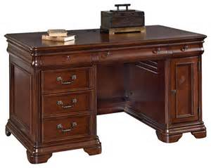 Small Executive Office Desks Hammary Home Office Small Executive Desk Traditional Desks And Hutches By Beyond Stores