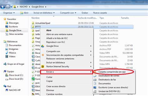 comprimir imágenes windows 10 comprimir carpetas en windows 7 empacadores de archivo