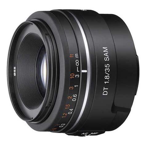 Sony Lens Sal 35mm F1 4 G sony sal dt 35mm f1 8 harga dan spesifikasi