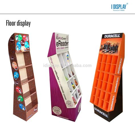 Chic Computer Chip Hair The Bag by Promotional Cardboard Paper Display Shelves For