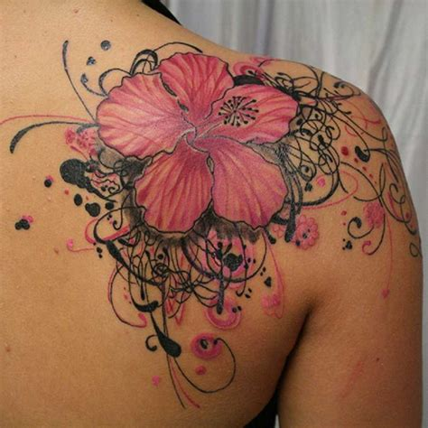 tattoo flower for woman flowers tribal back tattoos designs for women tattoos