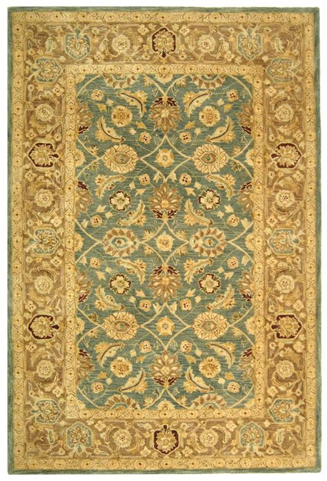 Brown And Blue Area Rug Safavieh Anatolia An549b Blue And Brown Area Rug Free Shipping