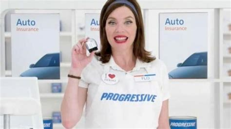 progressive commercial hairdresser actress the truth about flo