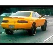 Big Wheels Massive Rims On A Small Car Fail  YouTube