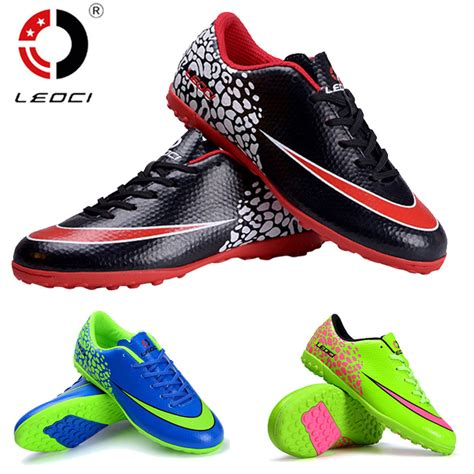newest football shoes new soccer shoes boots futsal chaussures foot mens indoor