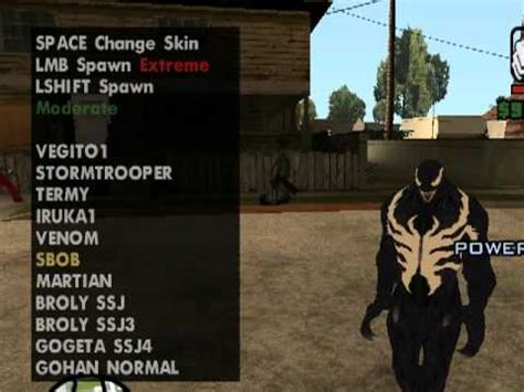 gta san andreas my skins for skin selector youtube