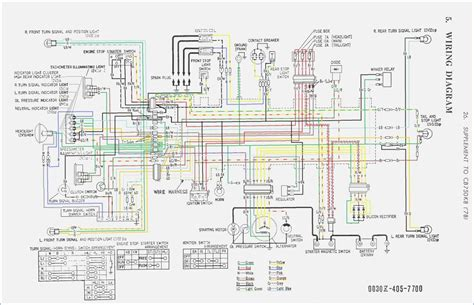 honda cb750f wiring diagram wiring diagram with description