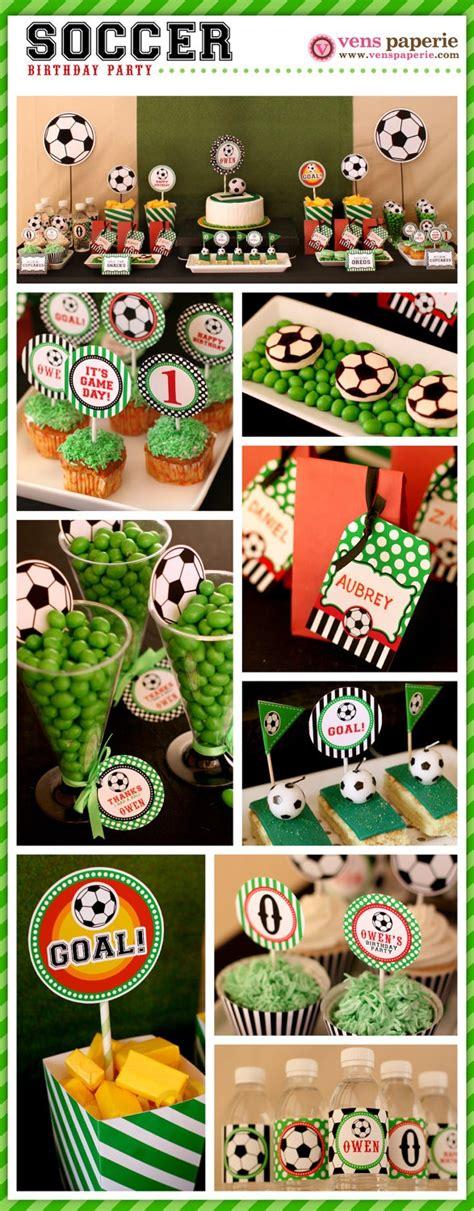 printable soccer birthday decorations diy printable soccer birthday party