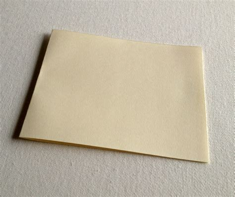 Fold Paper In Half - create a stunning combination coptic stitch archival book