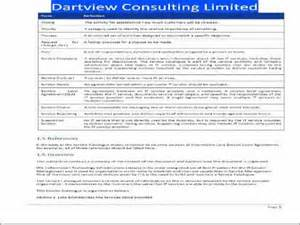 Itil Service Catalogue Template by Itil Service Catalogue Template