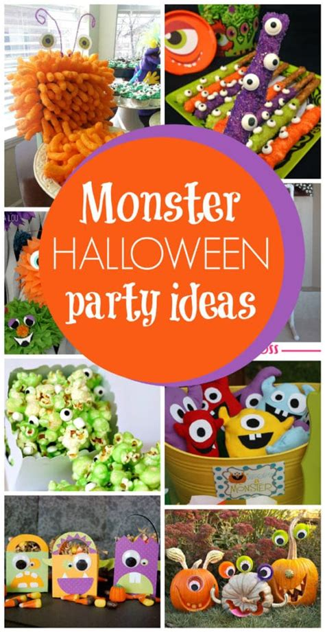 halloween party themes 2015 30 monster halloween party ideas pretty my party