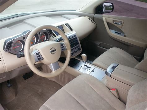 2007 Nissan Murano Interior by 2007 Nissan Murano Pictures Cargurus