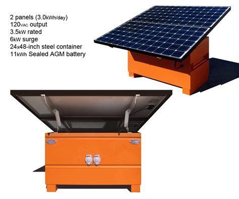 PK 3   Mobile Solar Power