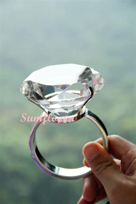 plastic rings wedding promise