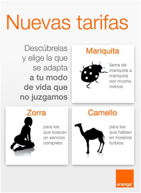 nuevas tarifas de islr orange anuncia las nuevas tarifas mariquita zorra y