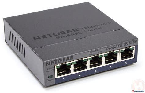 Switch Gigabit 5 Port netgear 5 port gigabit ethernet plus switch photos kitguru united kingdom