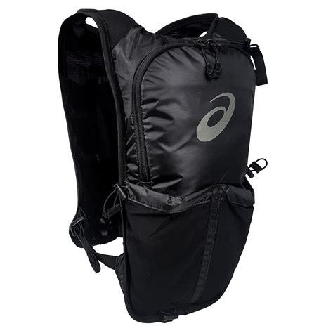 hydration running vest asics hydration trail running vest backpack black