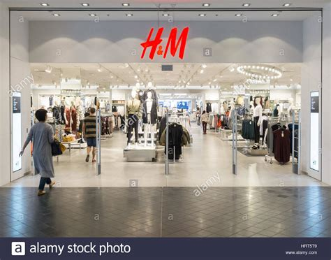 H M Shop by The H M Store Broadway Shopping Centre Sydney Stock