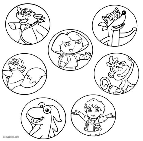 nick jr christmas coloring pages gallery of nick