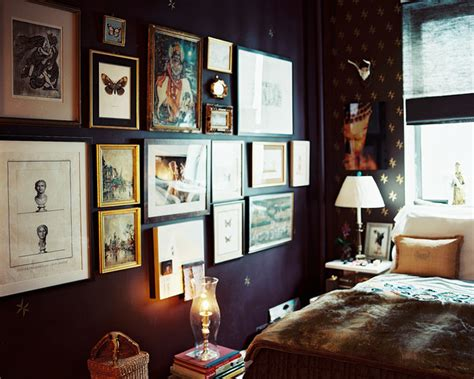 bedroom gallery wall bohemian bedroom photos 150 of 153