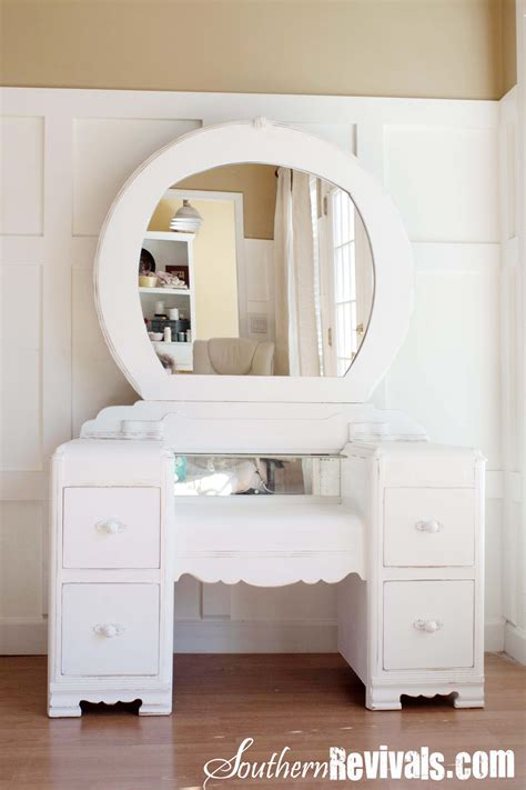 Bathroom Wall Paint Ideas a 1940s vanity dresser amp mirror revival southern revivals