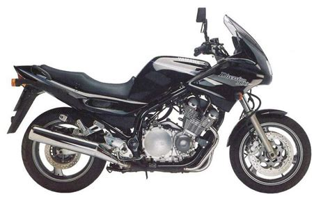 Motorrad Yamaha Diversion by Yamaha Xj 600 Diversion Specs 2002 2003 Autoevolution