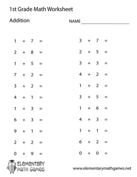 printable math worksheets  grade  image worksheet