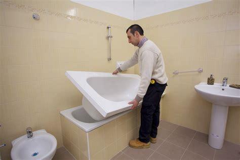 ricoprire vasca da bagno sovrapposizione vasca da bagno