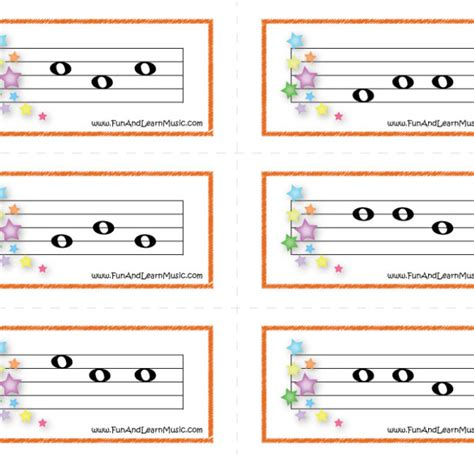 reading music flashcards printable fun and learn music 187 music flash cards directional reading