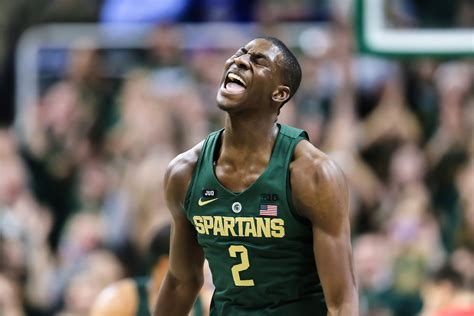 Mba Players Getting Laid On The Road by Michigan State Basketball 5 Takeaways From Win
