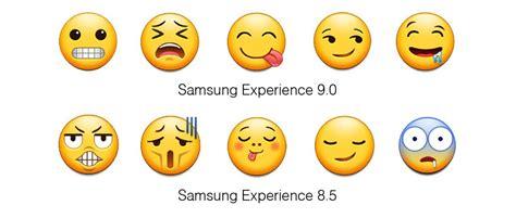 samsung emoji samsung emojis finally don t technobuffalo
