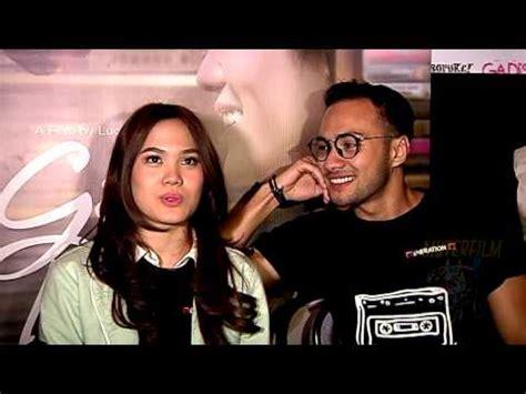 youtube film indonesia galih dan ratna sheryl dan refal adegan kissing film galih dan ratna youtube