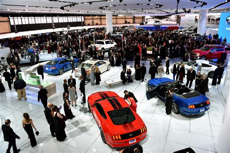 Automobile Club Inter Insurance 5 by Detroit Auto Show Wraps Up With 806 554 Total Attendance