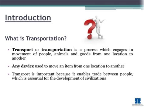 What Is Mba In Logistics And Supply Chain Management by Supply Chain Management Transportation Mba Project